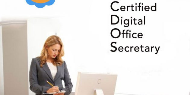 Certified Digital Office Secretary (CDOS)