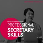 PROFESSIONAL SECRETARY SKILLS TRAINING – Almost Running